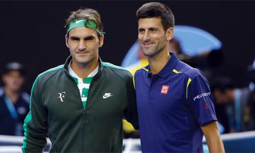 Djokovic: 'Rất khó để đánh lên lưới với Federer, Nadal'