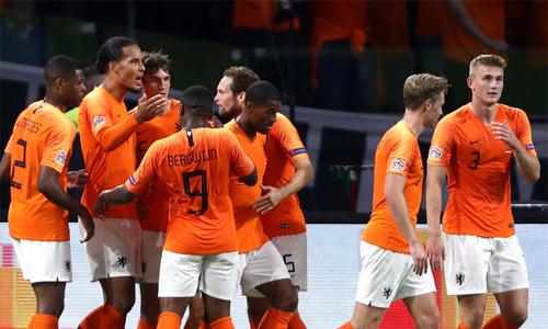 Hà Lan - 'cơn lốc màu da cam' đang trở lại