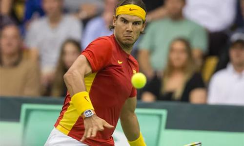 Pique tự tin mời được Nadal dự Davis Cup 2019