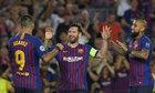Eric Abidal: 'Barca biết khi nào Messi nổi giận'