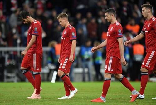 Bayern đã không mua một ngôi sao lớn nào trong hè 2018. Ảnh: Reuters.