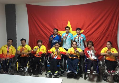 Là một phần trong chương trình tài trợ dinh dưỡng lâu dài, đại diện của Herbalife đã có mặt tại Asian Para Games 2018 để tư vấn dinh dưỡng và hỗ trợ sản phẩm cho các VĐV Việt Nam tiêu biểu. Ngoài ra, Herbalife Việt Nam cũngthưởng nóngcho 10 VĐV Việt Nam đầu tiên giành huy chương ngay tại sự kiện.
