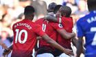 Man Utd rơi chiến thắng trước Chelsea ở phút bù giờ thứ sáu