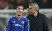 Mourinho: 'Tôi hạnh phúc nếu có Hazard tại Man Utd'