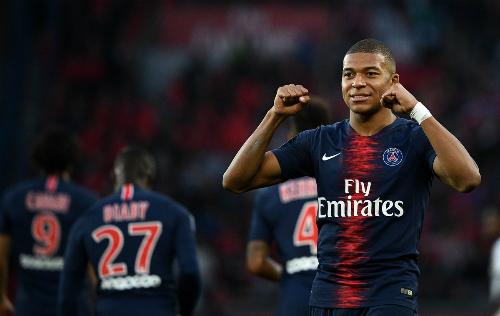 Mbappe và đồng đội vẫn sống tốt dù thiếu Neymar. Ảnh: Opta.