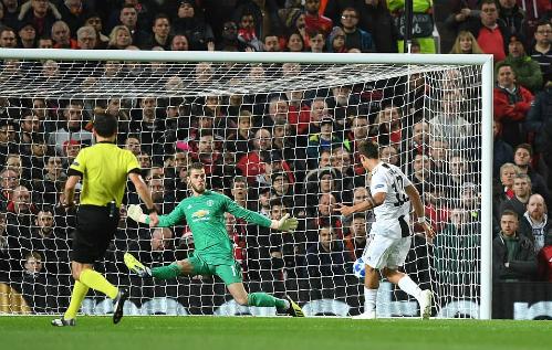 Dybala ghi bàn thắng duy nhất của trận đấu. Ảnh:DM.
