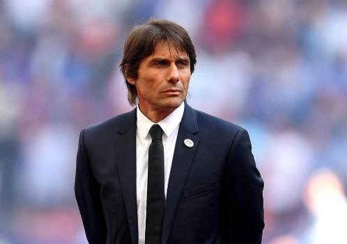 Conte có kinh nghiệm đưa những đội bóng lớn như Juventus và Chelsea trở lại đỉnh cao, phù hợp với hoàn cảnh Real vào thời điểm hiện tại. Ảnh:AFP.