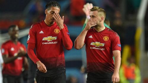 Cầu thủ Man Utd thất vọng sau trận đấu với Juventus. Ảnh:Reuters.