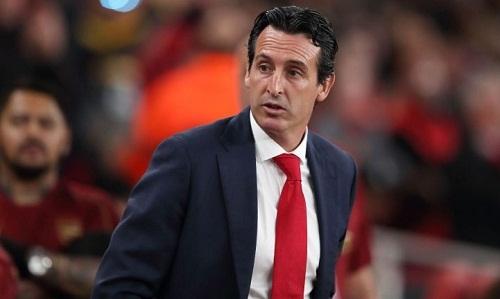 Emery muốn Arsenal giành chiến thắng trên sân Sporting. Ảnh: Reuters.