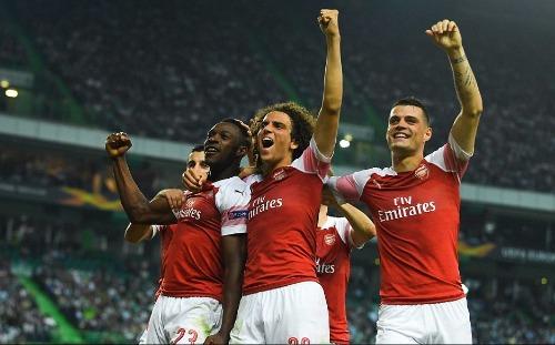 Arsenal giành chiến thắng hoàn toàn xứng đáng, khi họ tạo được thế trận tốt và nhiều cơ hội hơn hẳn so với Sporting.