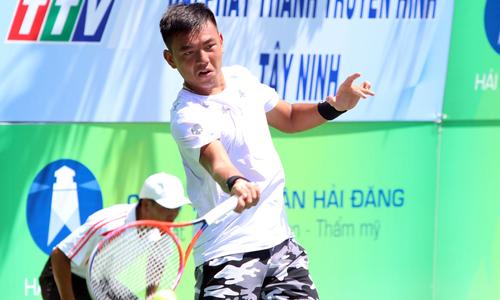 Lý Hoàng Nam vào bán kết hai nội dung giải Vietnam F4 Futures