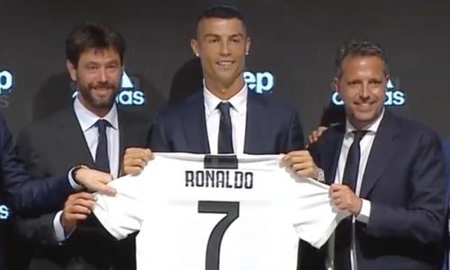 Chủ tịch Juventus ra mặt ủng hộ Ronaldo trong cáo buộc hiếp dâm