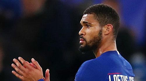 Loftus-Cheek là tài năng trẻ sáng giá của bóng đá Anh hiện nay. Ảnh: PA.