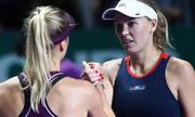 Wozniacki thành cựu vô địch WTA Finals