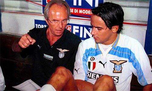 Eriksson là HLV xuất sắc ở Serie A vào giai đoạn hoàng kim của giải đấu này những năm 1990.
