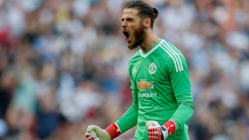 De Gea ra đi sẽ là tổn thất lớn cho Man Utd. Ảnh:AFP.