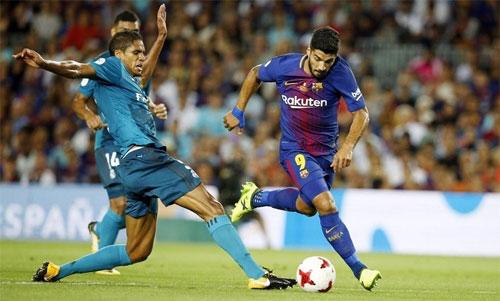 Real thua và hòa bốn trận gần nhất tại La Liga. Ảnh: Reuters