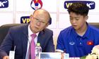 Tr? ly riêng c?a HLV Park Hang-seo chia tay Vi?t Nam