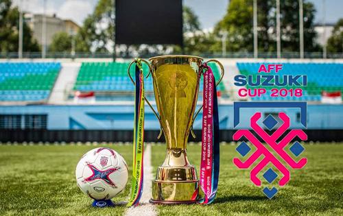 Chiếc Cup vô địch AFF Cup 2018, niềm khao khát của người hâm mộ Việt Nam.