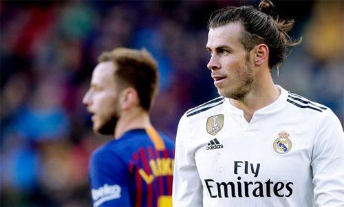 Từ khi mua Bale, Real không còn chi trên 100 triệu đôla cho mỗi vụ chuyển nhượng. Ảnh: Reuters