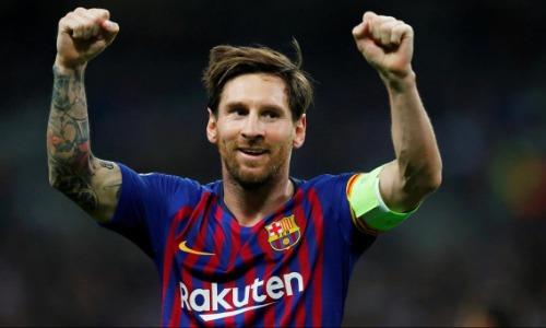 Messi đã có 390 bàn thắng và 154 kiến tạo trong 427 trận đấu tại La Liga. Hai thống kê đều là kỷ lục của giải. Ảnh: Reuters.