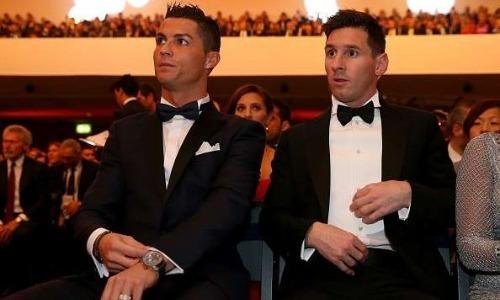 """Ronaldo: """"Chỉ tôi và Messi ở đỉnh cao thế giới suốt 10 năm qua"""""""
