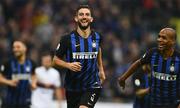 Inter thắng trận thứ bảy liên tiếp tại Serie A