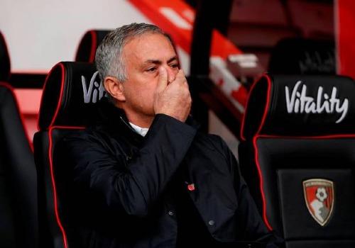 Mourinho thất vọng vì học trò nhập cuộc không tốt. Ảnh: Independent.