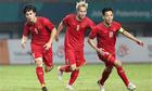 Đồng đội bầu Văn Quyết làm đội trưởng tuyển Việt Nam
