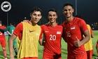 Singapore triệu tập cầu thủ sinh năm 2000 cho AFF Cup
