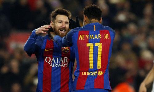 Tin Thể thao tối 5/11: Đồng đội cũ tin Neymar muốn trở lại Barca