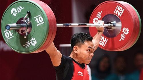 Irawan là người hùng của thể thao Indonesia. Anh từng giành HC đồng Olympic 2008 và 2012, cùng HC bạc Olympic 2016. Ảnh: Seba Berita.