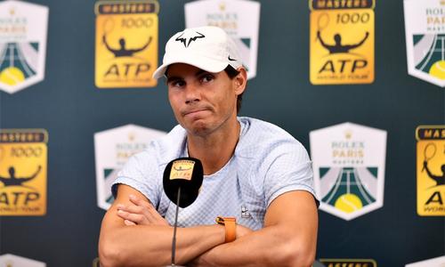 Nadal rút khỏi ATP Finals vì chấn thương