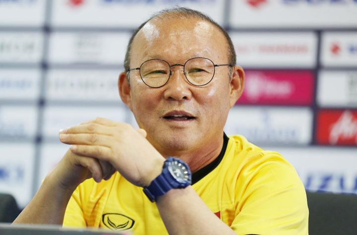 Thầy Park lý giải vì sao tức giận cuối trận gặp Lào?