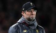 Klopp: 'Liverpool l? ?i?m y?u trong tr?n thua Sao ??'