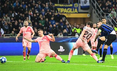 Icardi giúp Inter có một điểm quan trọng.