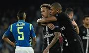 Bảng C Champions League khó lường khi Napoli hòa PSG