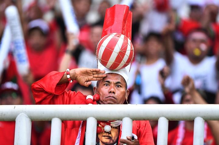 Indonesia từng ba lần tổ chức AFF Cup từ vòng bảng nhưng chưa lần nào lên ngôi vô địch. Ảnh: AFF.