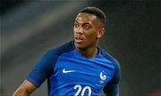 Martial trở lại tuyển Pháp