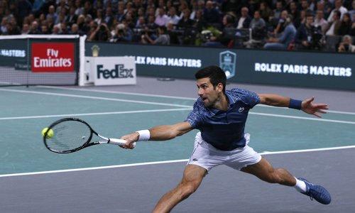 Djokovic: 'Lên số một thế giới năm nay là điều phi thường'
