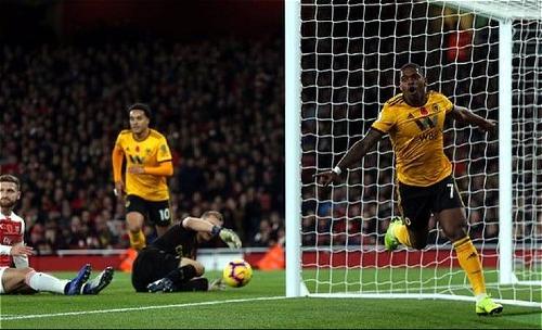 Wolves đã chơi một trận đáng tự hào, và đáng ra có thể giành nhiều hơn một điểm ở Emirates.