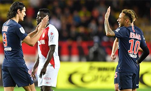 Monaco giờ chỉ còn là cái bóng mờ của nhà vô địch mùa 2016-2017.