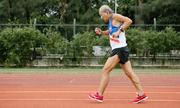 Bí quyết chạy bền của cụ ông 81 tuổi người Hong Kong