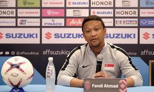 Fandi Ahmad: 'Singapore thua Philippines chỉ vì một pha cẩu thả'