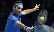Federer níu hy vọng đi tiếp tại ATP Finals
