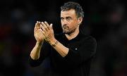 HLV Tây Ban Nha lo ngại Croatia dù thắng sáu bàn lượt đi