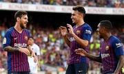 Malcom: 'Messi là người ngoài hành tinh'
