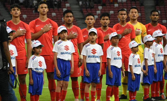 Singapore cần trở lại nhanh chóng nếu không muốn bị loại ở vòng bảng. Ảnh: Reuters