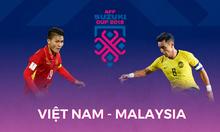 Tương quan trước cuộc chiến Việt Nam - Malaysia tại AFF Cup