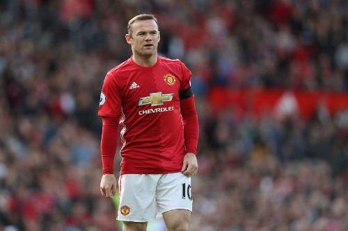 Rooney gắn liền với vinh quang của Man Utd trong thập niên đầu tiên thế kỷ 21. Ảnh:AFP.